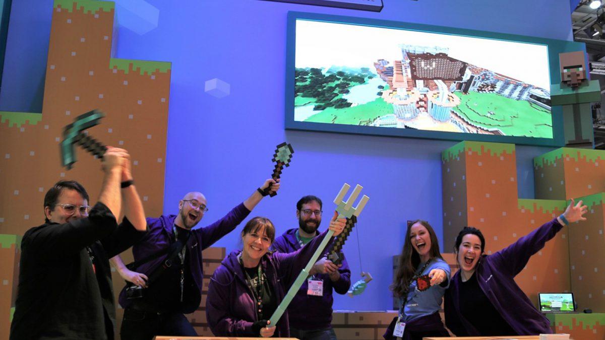 Minecraft Online-Bilisim-Egitim-Sistemi-kapak Online Bilişim Robotik Kodlama Ders Müfredatı ve Uzaktan Eğitimi