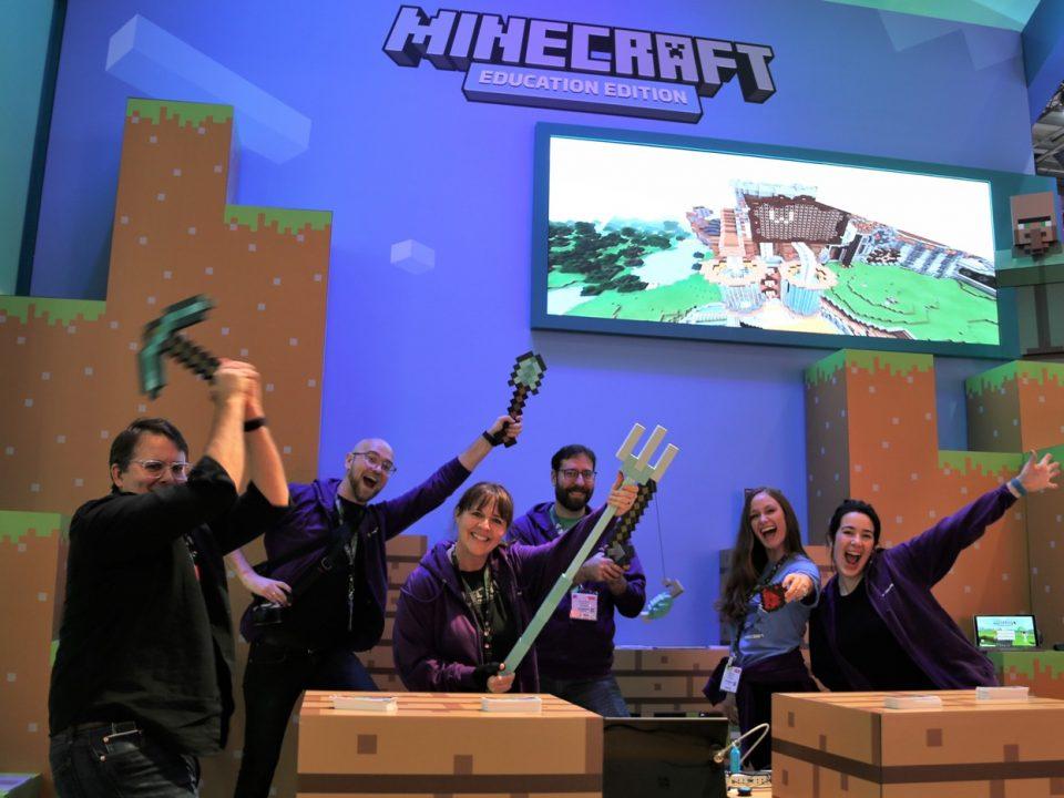 Minecraft Oyun Müfredatı Online Bilişim Eğitim Portalı
