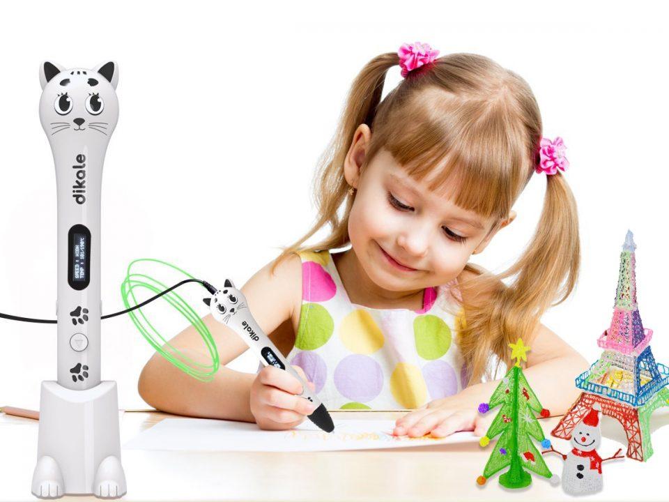 3D Pen Kalem Tasarım Eğitimi Müfredatı