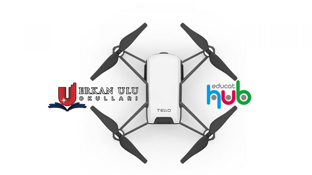 Drone Online Bilişim Robotik Kodlama Ders Müfredatı ve Uzaktan Eğitimi