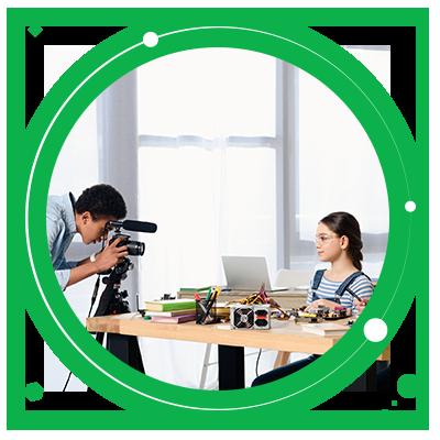 Ortaokul - Image Audio Video Editing