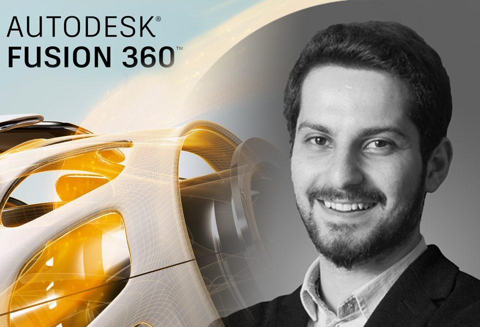 Fusion 360 3 Boyutlu Tasarım Dersi Müfredatı