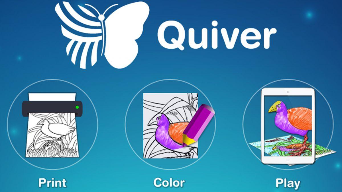 quiver-ev-etkinlik Online Bilişim Robotik Kodlama Ders Müfredatı ve Uzaktan Eğitimi