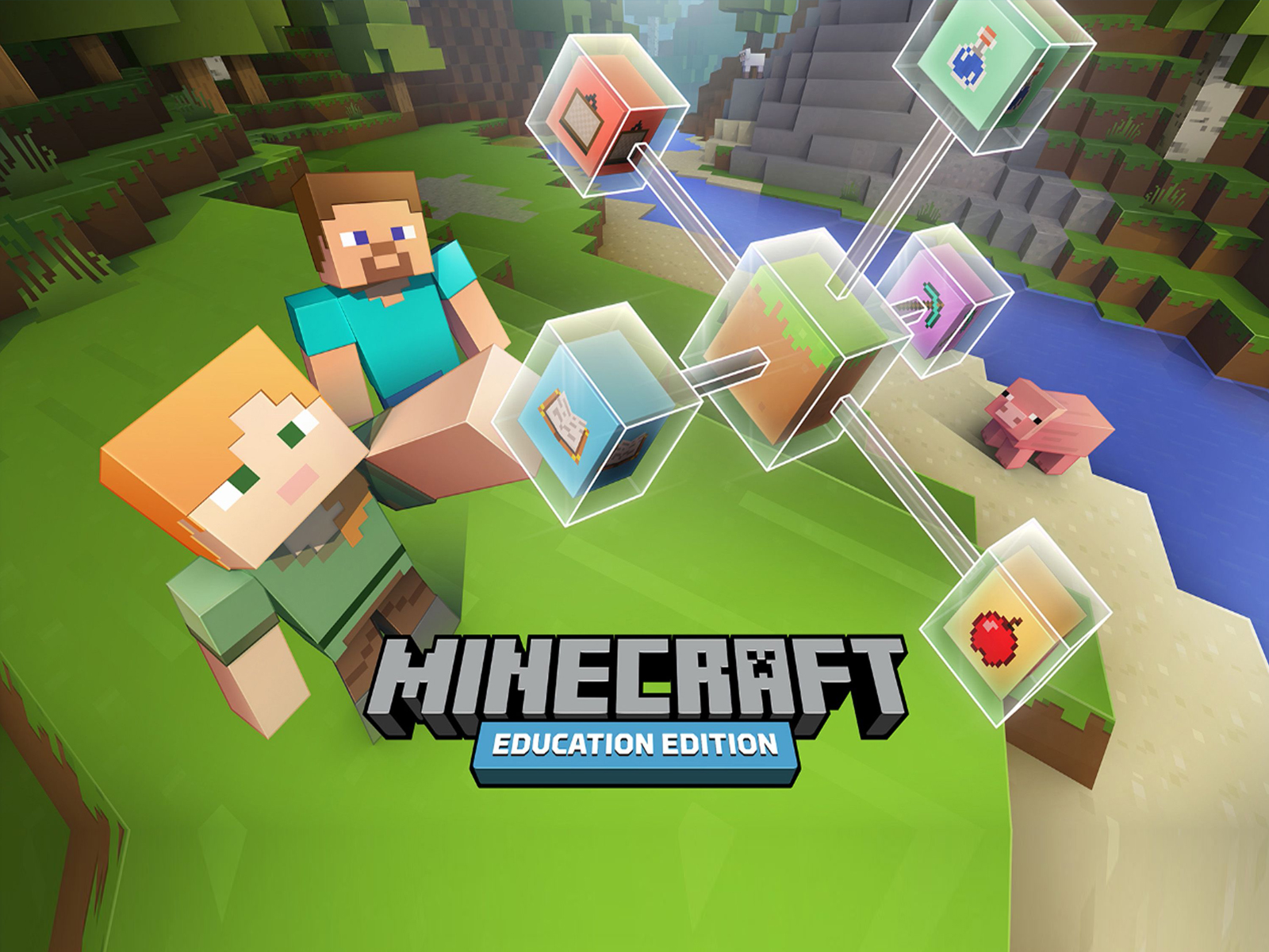 Ücretsiz Minecraft Education Edition ve Office 365
