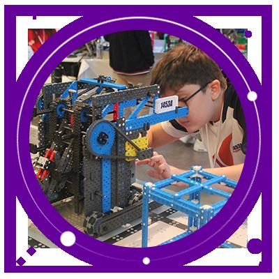 VEX IQ Challenge Online Bilişim Robotik Kodlama Ders Müfredatı ve Uzaktan Eğitimi