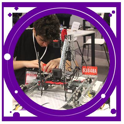 VEX Robotics Competition Online Bilişim Robotik Kodlama Ders Müfredatı ve Uzaktan Eğitimi