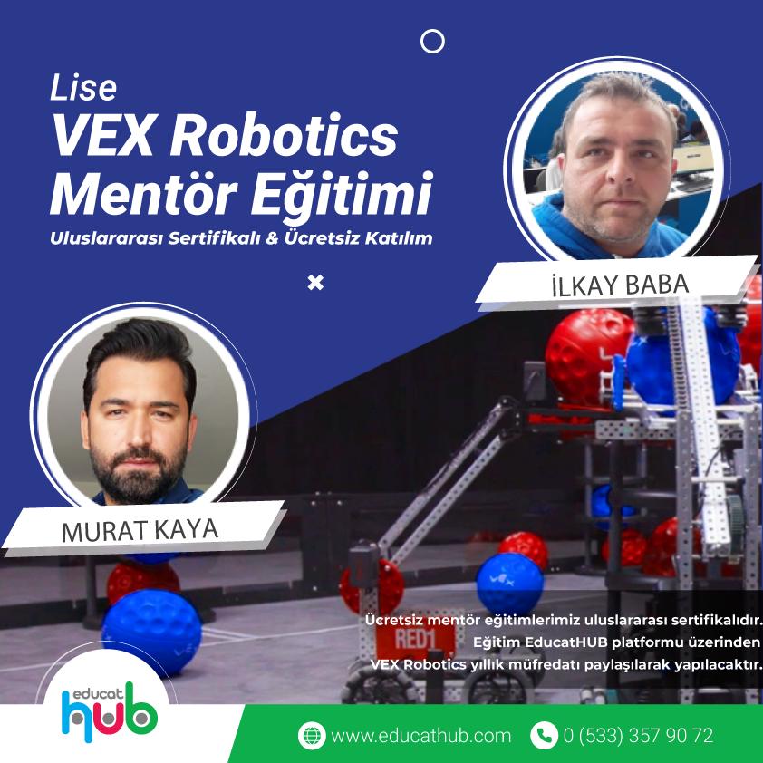 VEX Robotics Mentör Eğitimi